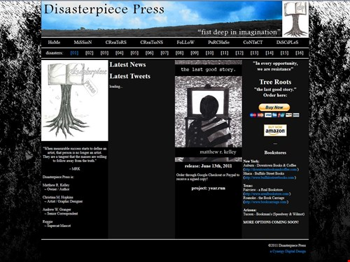 Disasterpiece Press